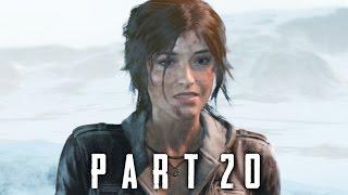 Rise of the Tomb Raider Walkthrough Gameplay Part 20 - Trebuchet (2015)