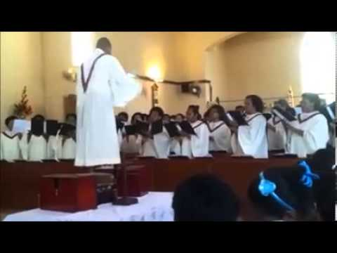 CENTENARY METHODIST CHURCH CHOIR FIJI