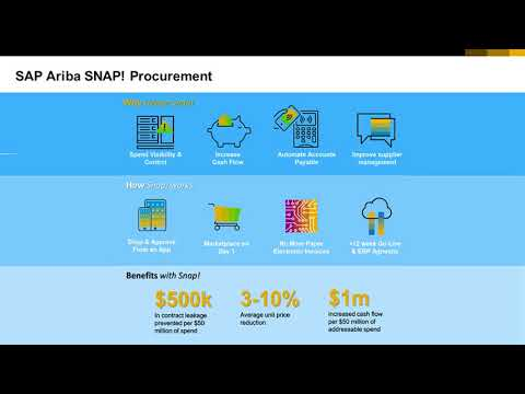 Excelerated_P2P for SAP Ariba Snap