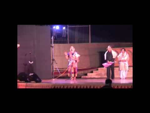 Hema Malini's Speech at Khajuraho Dance Festival