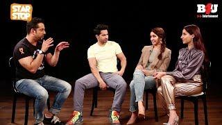 Street Dancer 3D - Varun Dhawan, Shraddha Kapoor, Nora Fatehi   Salil Acharya   B4U Star Stop