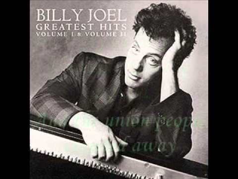 Billy Joel - Allentown (W/Lyrics)