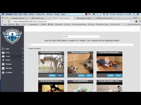 Social Post Pilot Facebook Affiliate Marketing Software