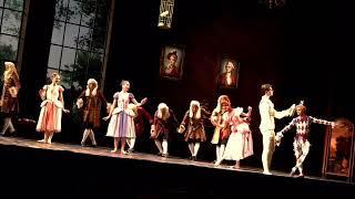 30.10.2018 Cinderella/Золушка.St.Petersburg.Mikhailovsky Theatre /Михайловский театр