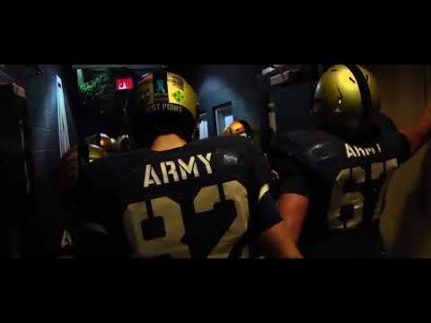 Ready to fight today and tomorrow together! Army-Navy Game, Dec. 9, 2017.