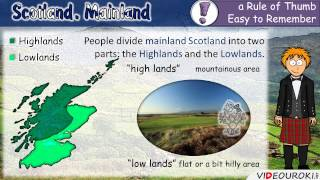 Scotland  Famous places  Part I