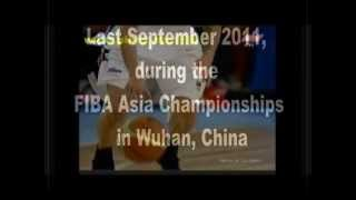 GILAS PILIPINAS    All out support for 2013 FIBA Asia Championships, Manila