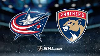 Anderson and Bjorkstrand lead Jackets to 7-3 win