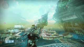 Destiny 2 Sea Monster On Titan Easter Egg