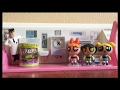 The Powerpuff Girls Play Set Bubbles, Blossom and Buttercup FART???