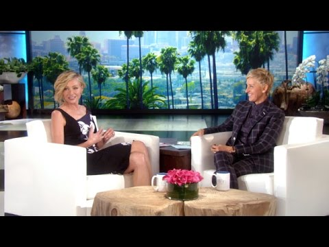 Ellen Asks Portia Questions from