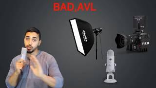 نصيحة لليوتيوبرز - 10 أخطاء يرتكبها المبتدئين على اليوتيوب