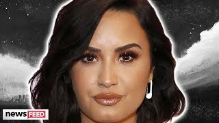 Demi Lovato's Eating Disorder RELAPSE Led To Overdose!