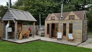 Host Unusual Take A Tour Of A Tiny House In Warwickshire