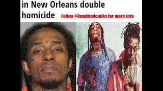 """Lil Wayne Artist """"Flow"""" Arrested For Double Murder After being on the Run for 30 Days!"""