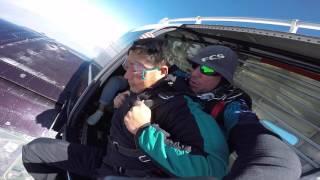 1244 xue zhe shi Skydive at Chicagoland Skydiving Center 20170512 Brad Brad V