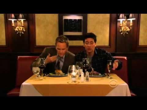 ted mosby super date  [ 5x17 ]
