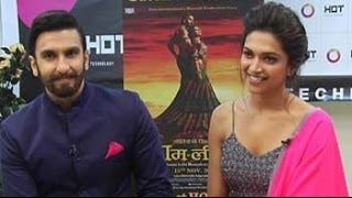 Deepika Padukone, Ranveer Singh reveal each other