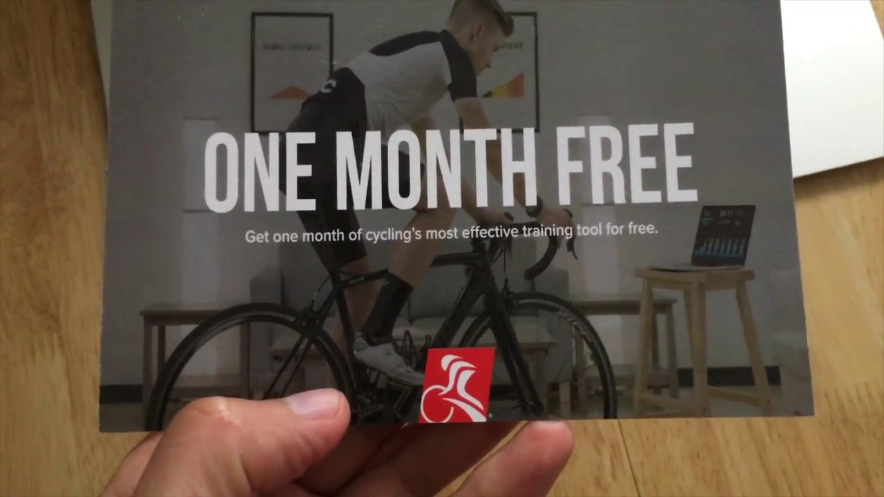 TrainerRoad 1 Month Free Giveaway - YouTube