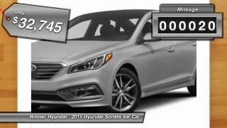 2015 Hyundai Sonata Dover DE H1383