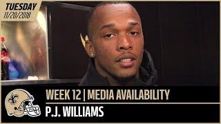 P.J. Williams: