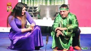 Best of Shabir Gangoa New Stage Drama Comedy Clip 2019 - Nachan Ge Saari Raat Full Comedy Clip 2019