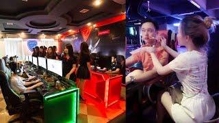 Xemesis Và 6 Streamer Sở Hữu Phòng Net Tiền Tỷ Đỉnh Nhất Việt Nam