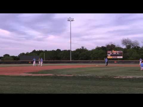 Test: Texas Momentum Baseball Practice