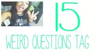 TAG | 15 Weird Questions Thumbnail