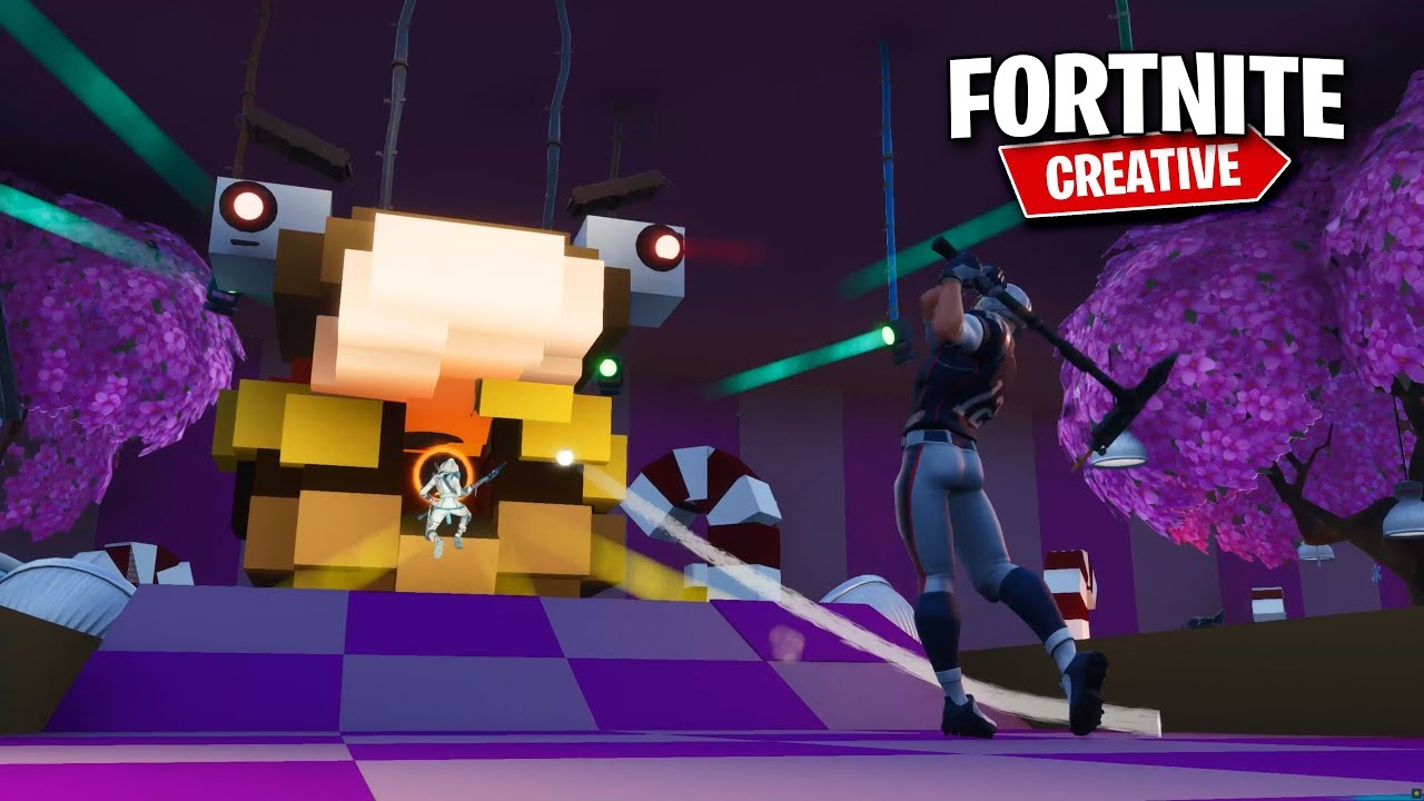 Fortnite Creative codes: the best Fortnite maps and games