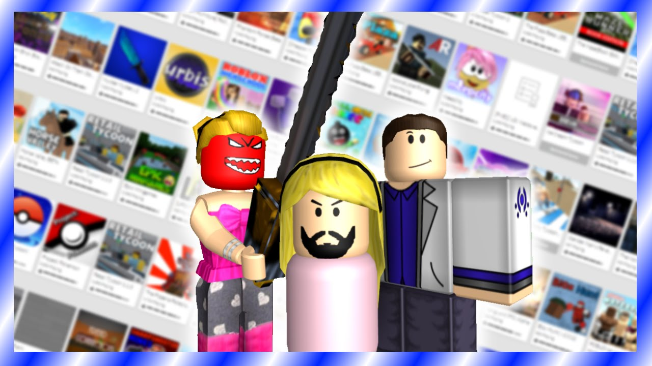 How To Make A Front Page Game On Roblox - 5 Types Of Front Page Games On Roblox