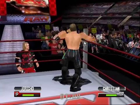 WWF No Mercy Hacked Moves (With Code) #127 Code Breaker (Mod Game *LINK*  PLAYS MP3s!!)