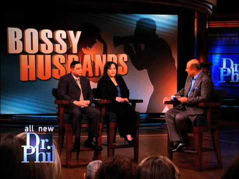 Wednesday February 9 on The Dr. Phil Show: Bossy Husbands