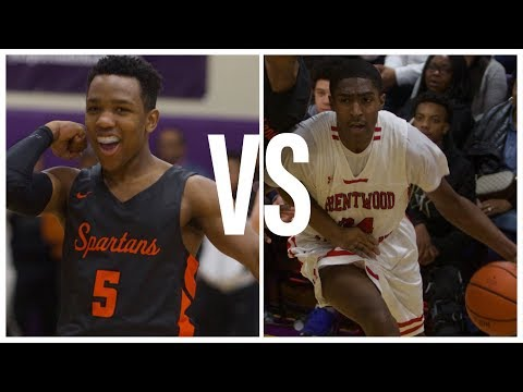 ????????THE CITY CAME OUT??Brentwood Academy Vs. Stratford Spartans   Let's BaLL