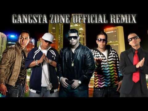 Daddy Yankee [Tiraera Pa Don Omar] ~ Gangsta Zone Official Remix