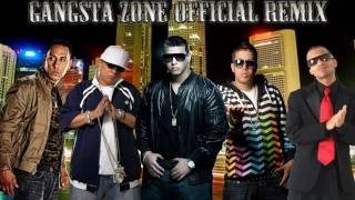 Daddy Yankee [Tiraera Pa Don Omar] ~ Gangsta Zone  Remix