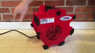 Central Machinery Portable Blower by Harbor Freight