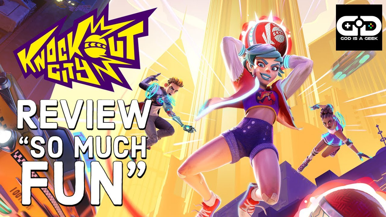Knockout City Review