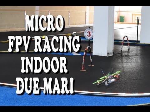 Fpv Racing Sud Italia - First Micro Indoor Meeting - Start Model