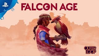 Falcon Age | Gameplay Trailer | PS4