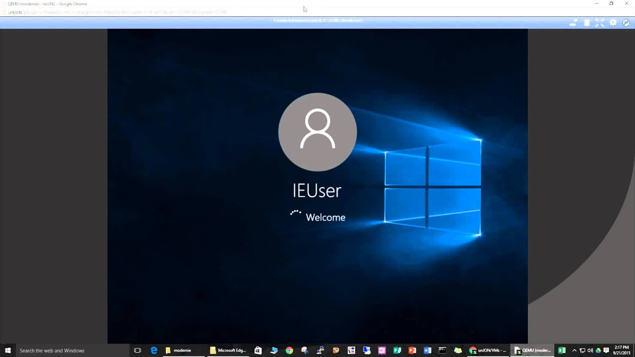 Pre built Win10 VM and Convert VMWare to KVM on unRAID