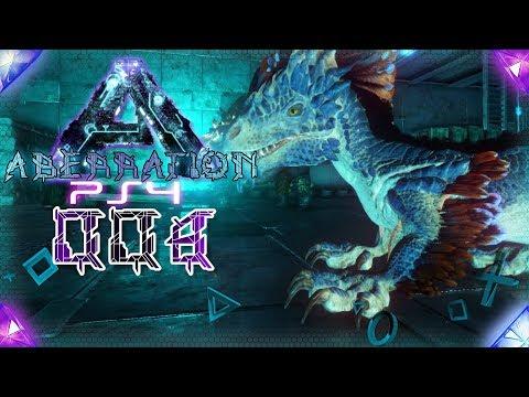 ARK Aberration PS4 🇩🇪 Rock Drake brüten #008 Let´s Play ARK Survival Evolved PVP Server Deutsch