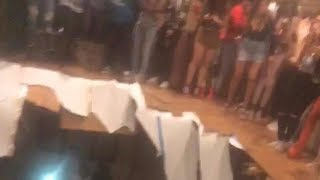 Dozens hurt when floor collapses at South Carolina apartment party