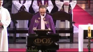 Msza pogrzebowa księdza Józefa Słomskiego