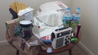 DIY Emergency Survival Kit -- Build One Today!