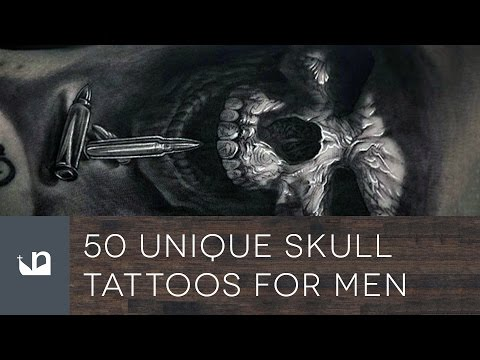 60 Unique Skull Tattoos For Men
