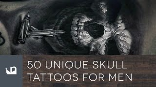 Video 60 Unique Skull Tattoos For Men download MP3, 3GP, MP4, WEBM, AVI, FLV Juni 2018