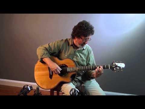 New Yong JJ-MP MonkeypodSitka at Dream Guitars