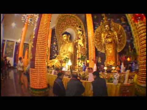 International Buddhist Temple introduction video [English]