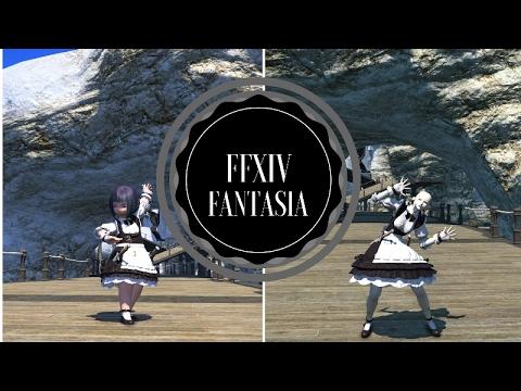 FFXIV Fantasia Potion How To